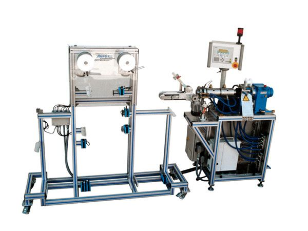 Special machines and devices for the extrusion application